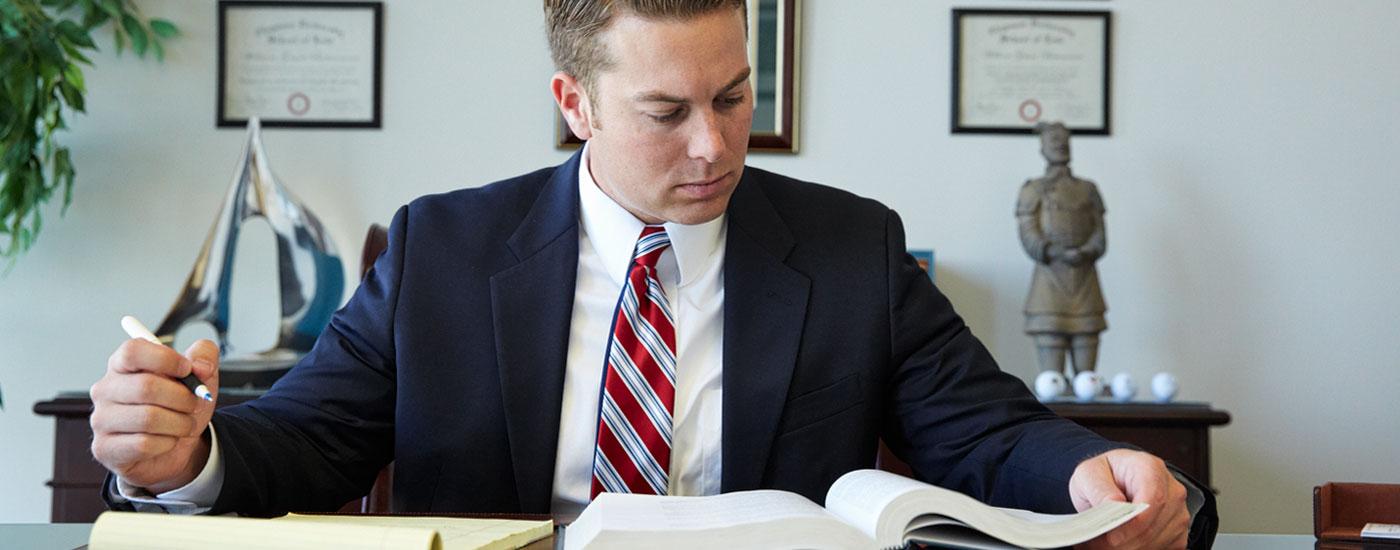 Grant Bettencourt, Criminal Defense Attorney